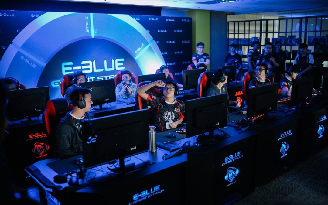 E-Blue E-Sports Stadium Makes Debut at Malaysia's Annual LAN Party CyberFusion 2016