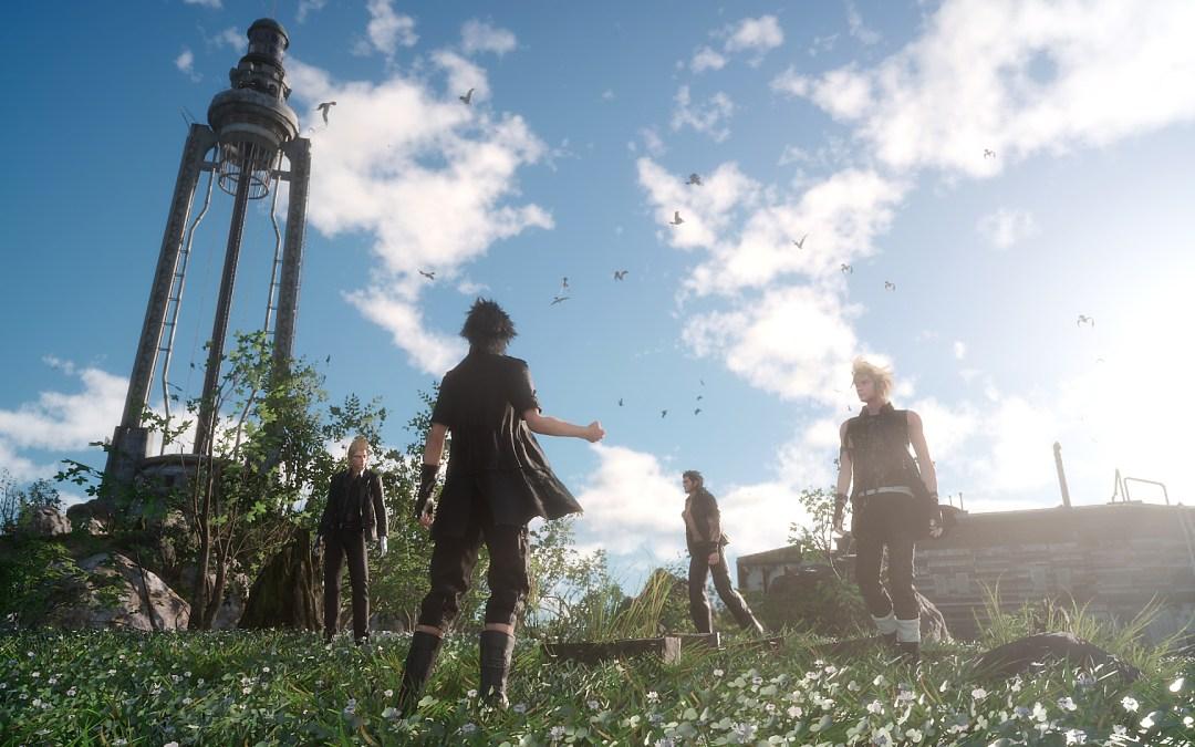 Final Fantasy XV Just Sold 5 Million Copies Worldwide