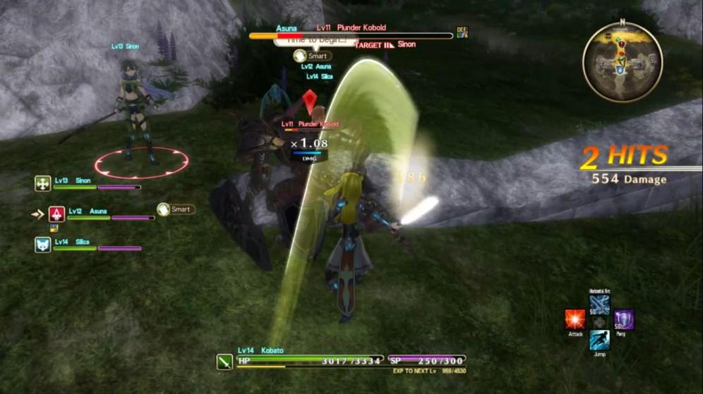 Sword Art Online : Hollow Realization Review