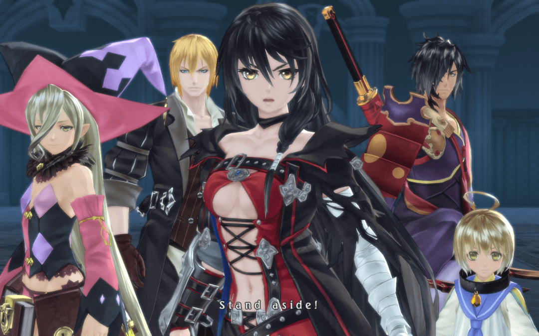 Tales of Berseria is Now Available on the PS4 and PC