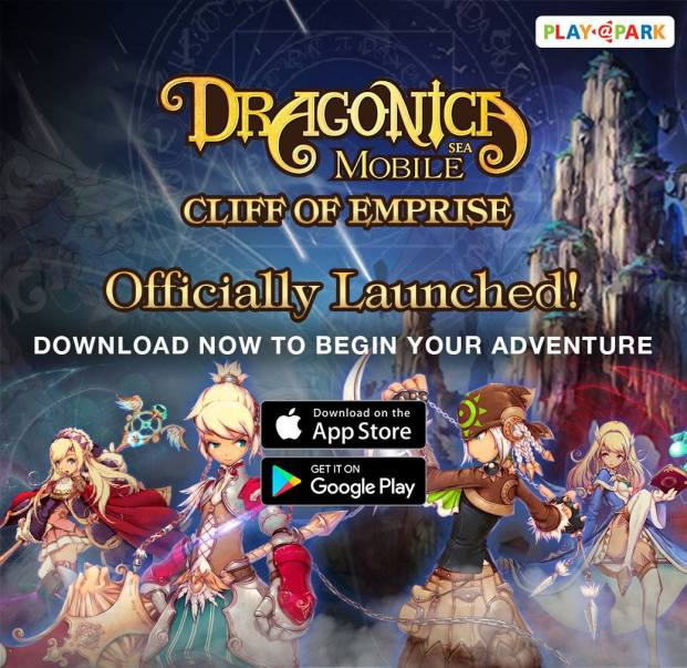 Dragonica Mobile Launch