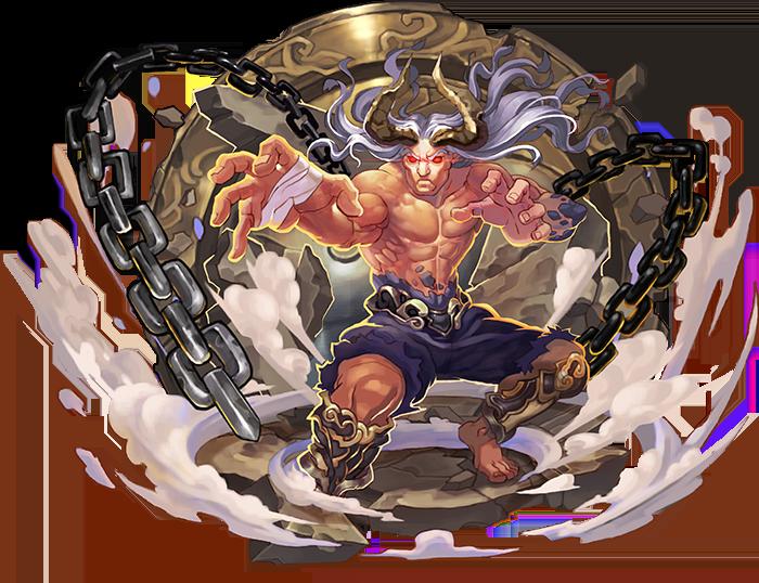 Earth Ragnarok_Warrior Behemoth