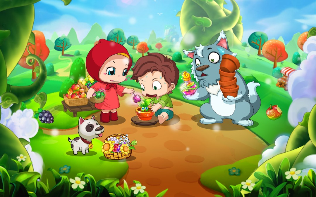 Sky Garden: Farm in Paradise nominated in the 13th International Mobile Gaming Awards Global