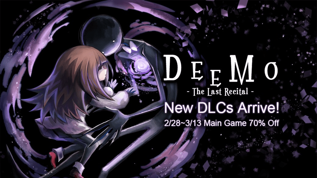 """""""DEEMO~ The Last Recital~"""" PSV Asian/Japanese 2.4 Version Will Be Out Tomorrow"""