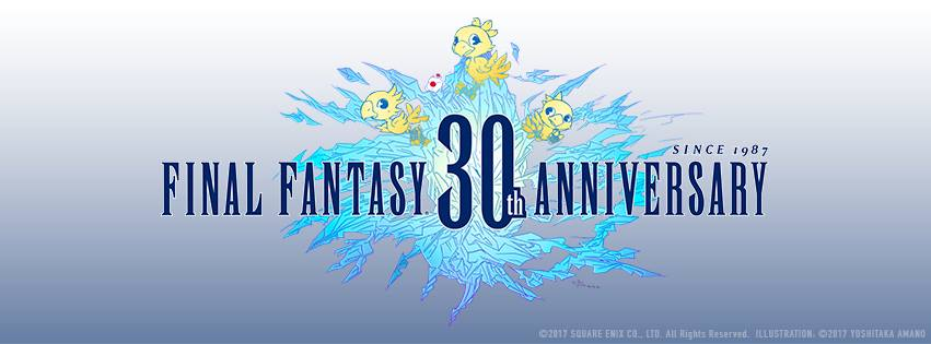 Announcements from the Final Fantasy 30th Anniversary Event
