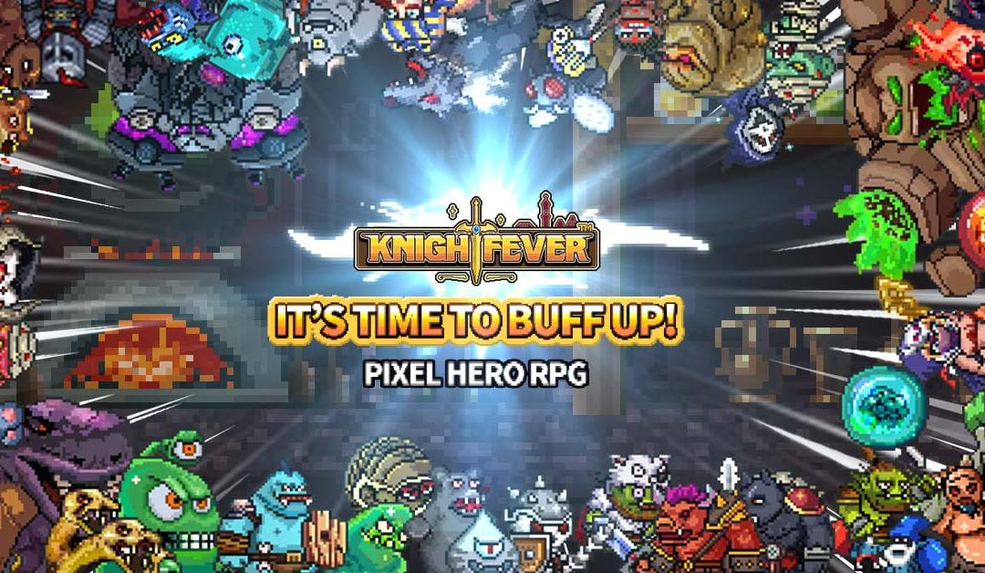 WEBZEN Soft-Launches New Mobile RPG Knight Fever