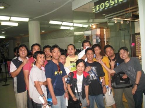 Granado Espada event Cebu