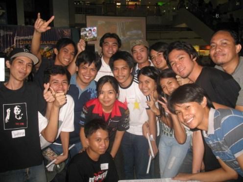 Granado Espada event Davao