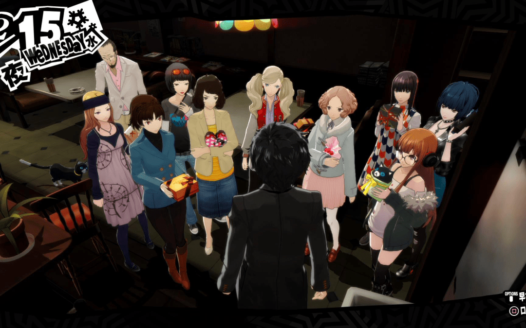 Your Persona 5 Waifu Pick and What it Says About You