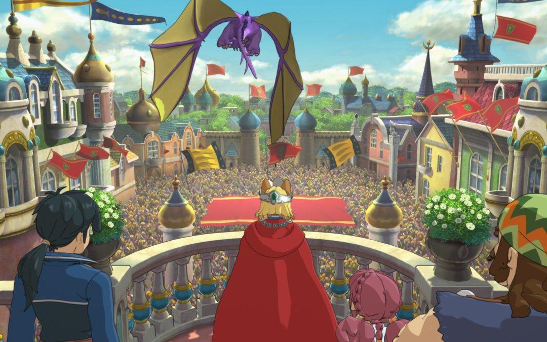 Ni no Kuni II: Revenant Kingdom is Heading to the Nintendo Switch