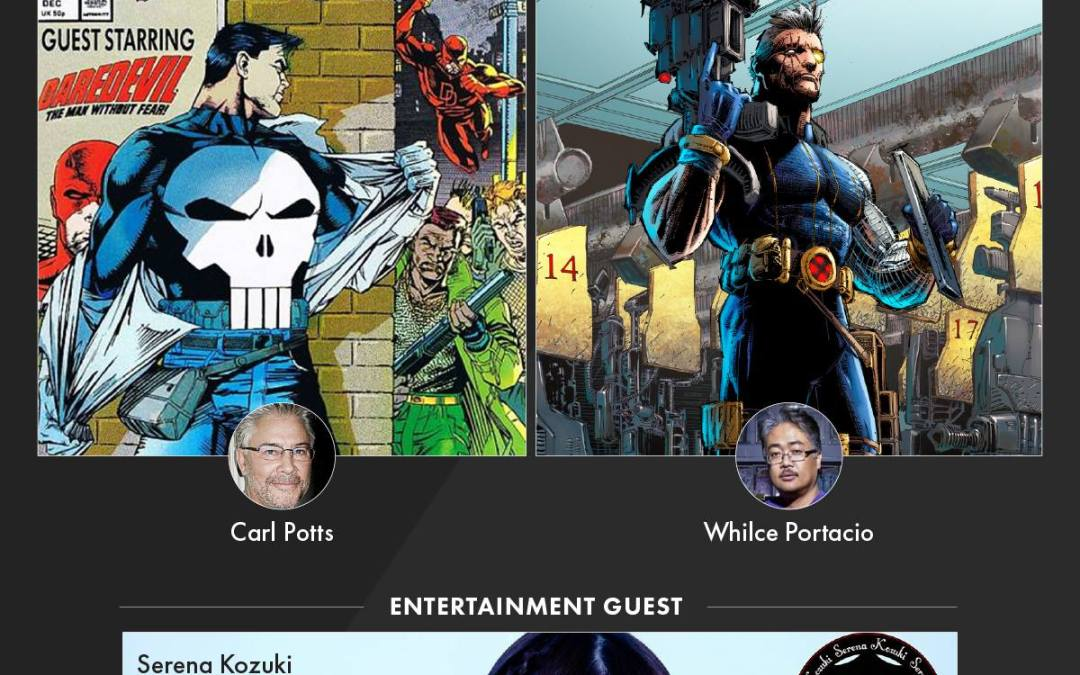 Asia Pop ComiCon Manila 2017 Brings Cyborg As Their First Celebrity Guest