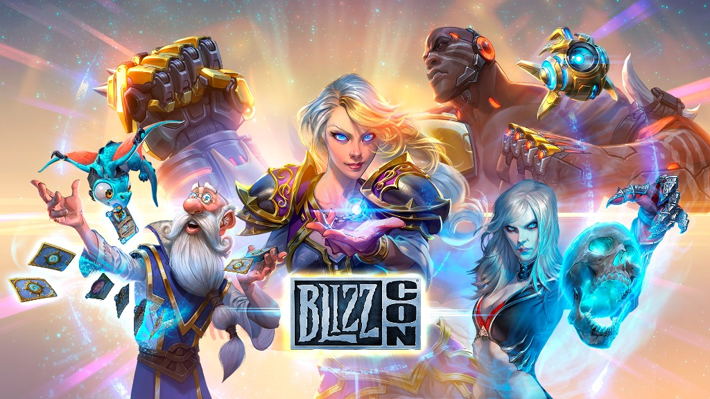 New Virtual Ticket Brings More of Blizzcon to You Than Ever Before