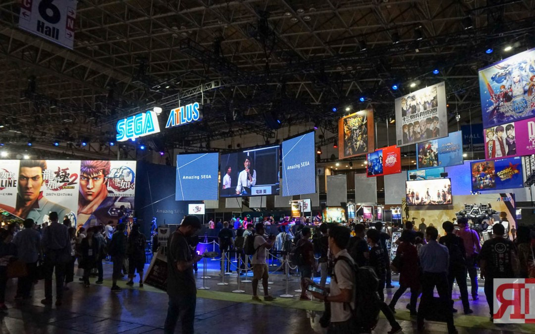 TOKYO GAME SHOW 2019 will have over 370 Exhibitors