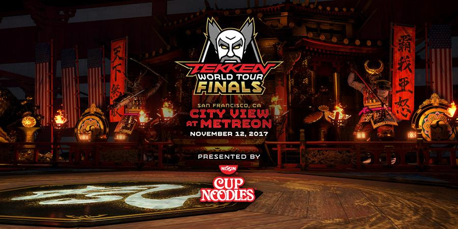 The Best of the Best Will Battle at The Tekken World Tour Finals