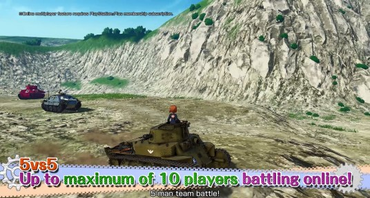 GIRLS und PANZER Dream Tank Match ss-5