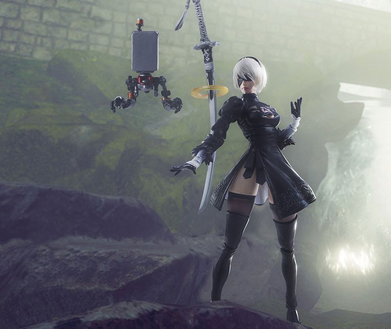 Glory to Figurines: Marvel at the BRING ARTS 2B Action Figure