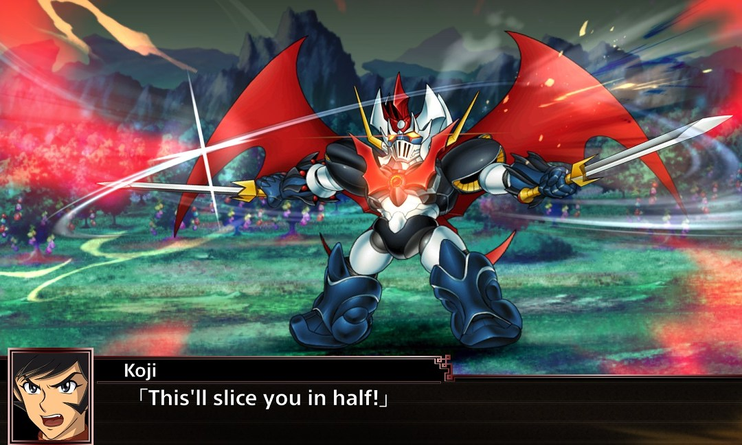 Super Robot Wars X is Coming to the PS4 and Vita on April 2018