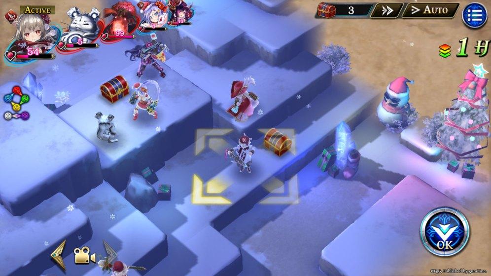 Screenshot 2A - Gameplay (Winter)