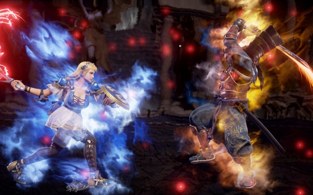 Welcome Back to the Stage of History with Soulcalibur VI Coming In 2018