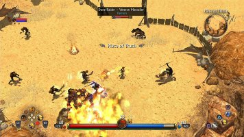 titan quest console screenshot 2