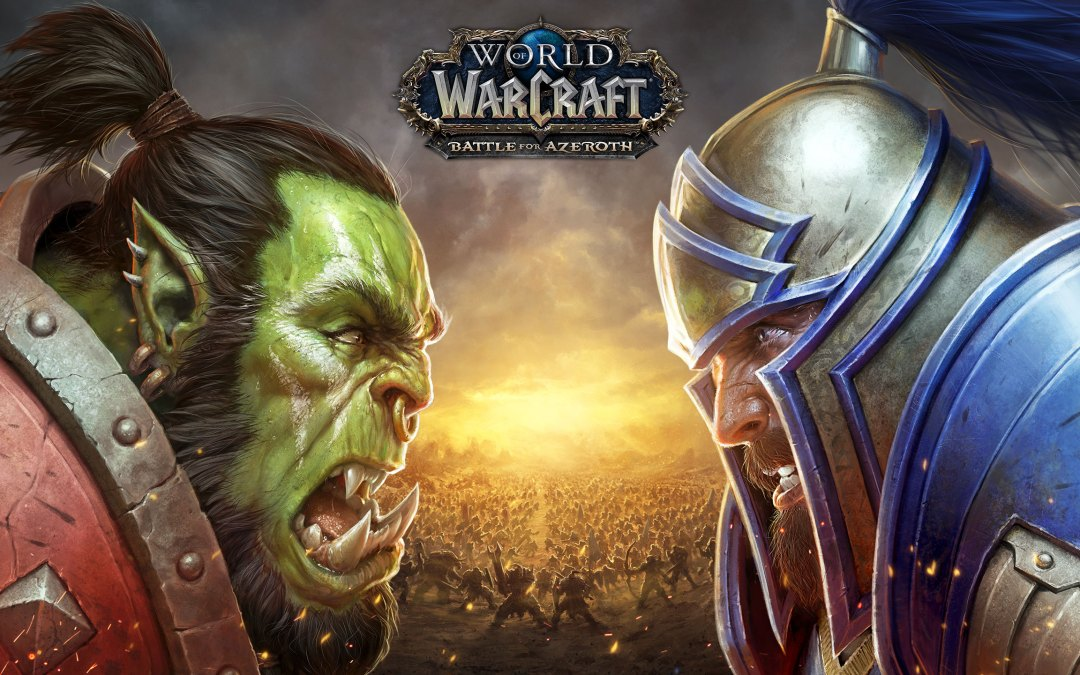 The Battle For Azeroth Begins In World Of Warcraft This Summer