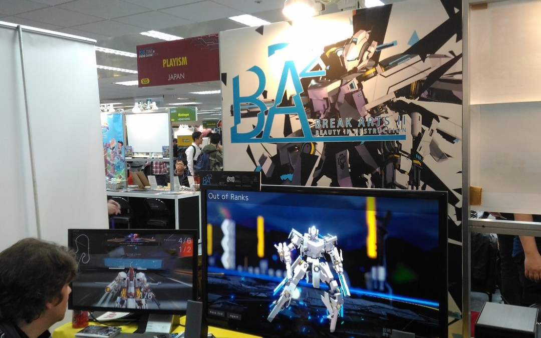 The Indies Rule! The 10 Awesome Indie Games at Taipei Game Show 2018