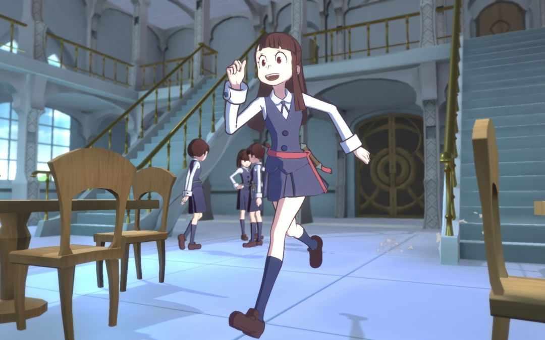 Little Witch Academia: Chamber of Time Coming This May