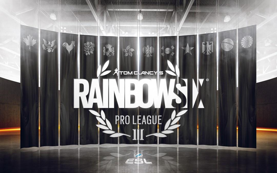 Tom Clancy's Rainbow Six APAC Pro League Season 7 Is On