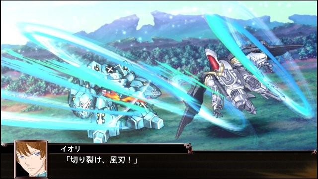 Super Robot Wars X ss3