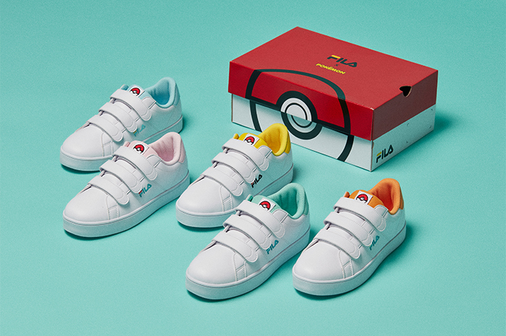 pokemon fila court deluxe set