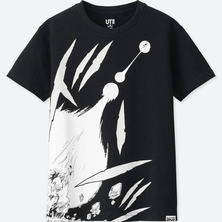 uniqlo dragon ball z 3