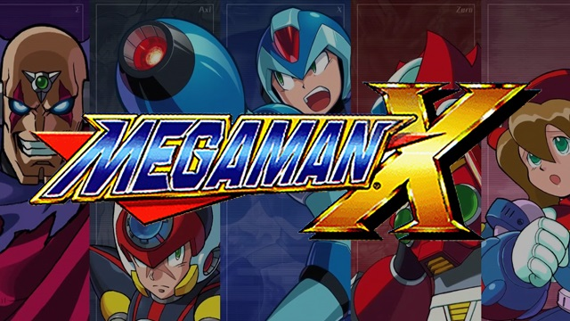Mega Man X games are coming to the current gen platforms this July