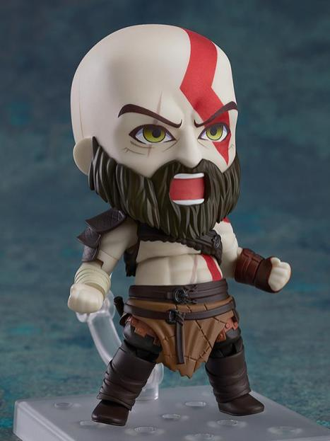 nendoroid god of war kratos 1