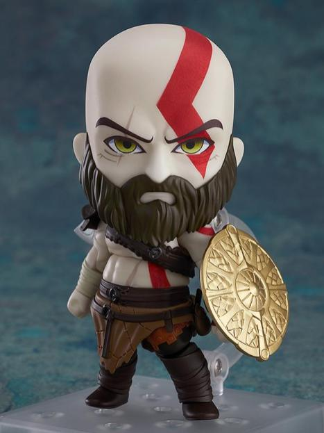 nendoroid god of war kratos 2