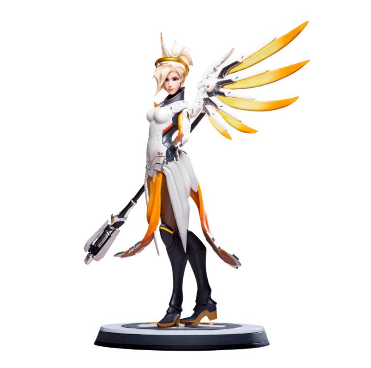 overwatch mercy statue full 2