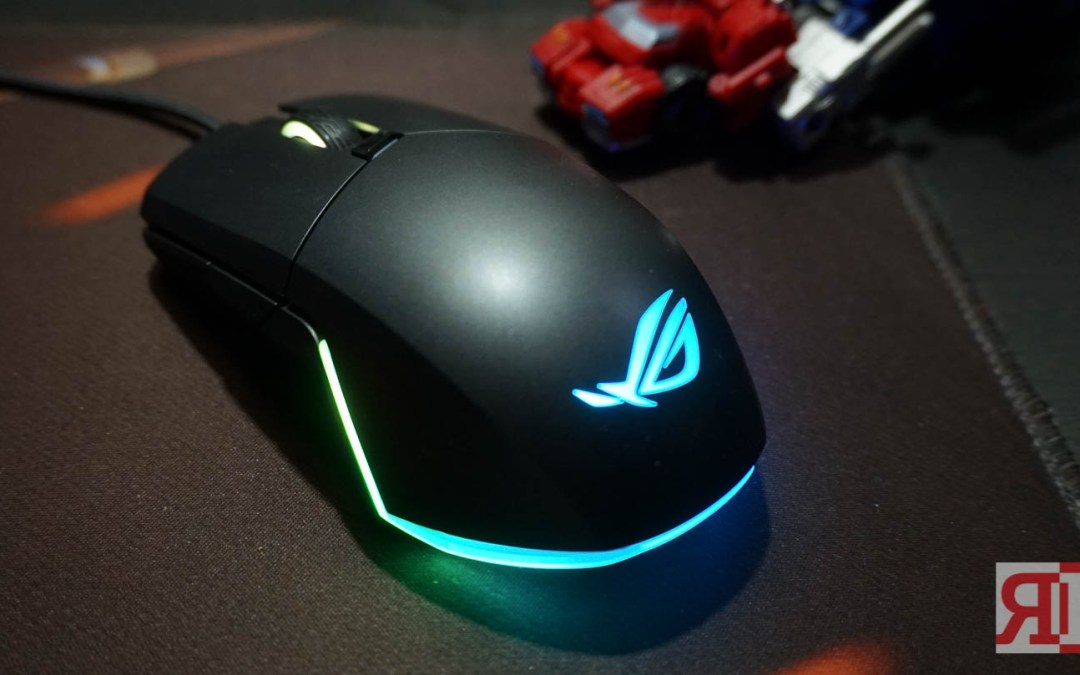 ASUS ROG Pugio Review: You're in Good Hands