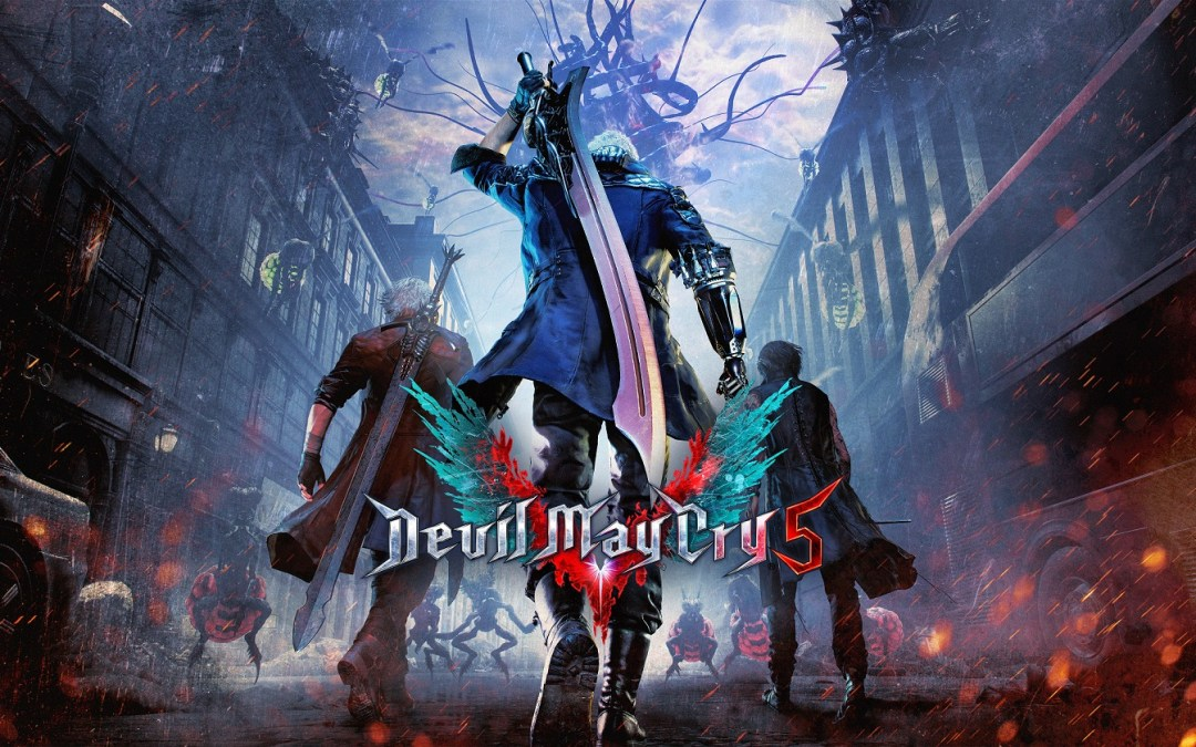 The Legendary Action Game Series Returns with Devil May Cry 5