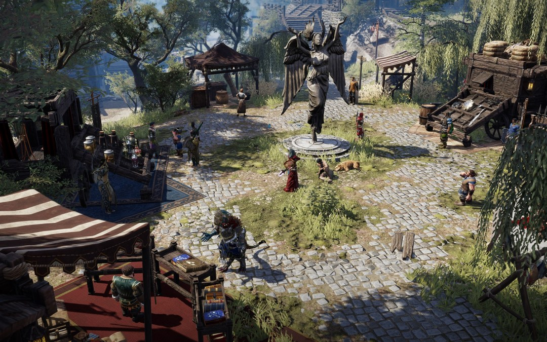 Create Your Legacy in Divinity: Original Sin 2 – Definitive Edition, coming to PlayStation 4 and Xbox One  on August 31, 2018