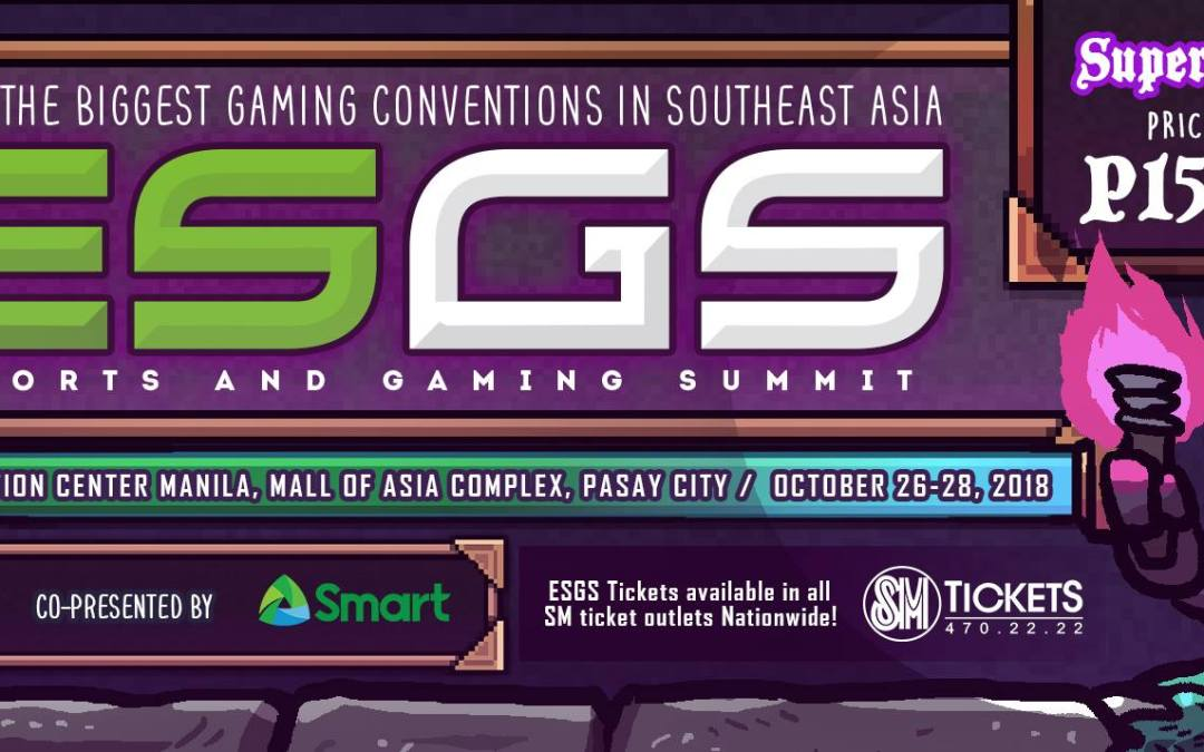 ESGS Returns with PLDT Fibr & Smart as Co-Presenters, Early Bird Promo Revealed