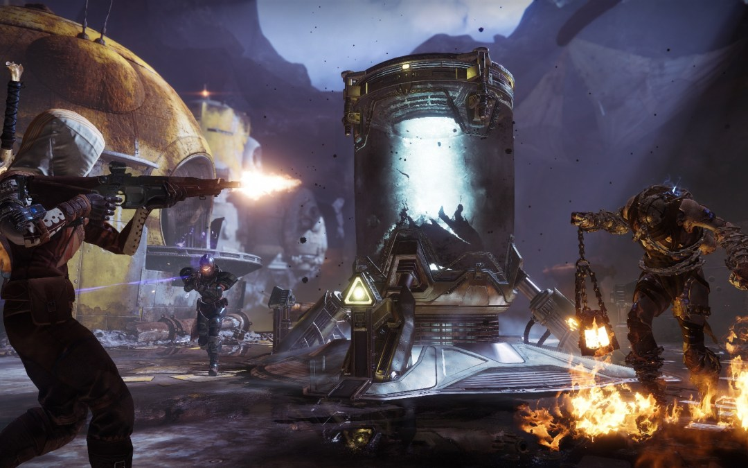 Destiny 2 Continues with More Content with Forsaken