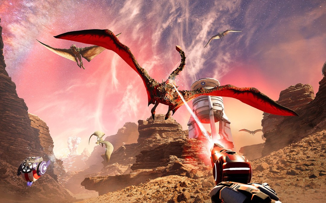 Far Cry 5: Lost On Mars Now Available