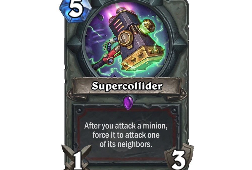 "The Wacky Scientists and ""Sciences"" in The Boomsday Project, Hearthstone's Upcoming Expansion"