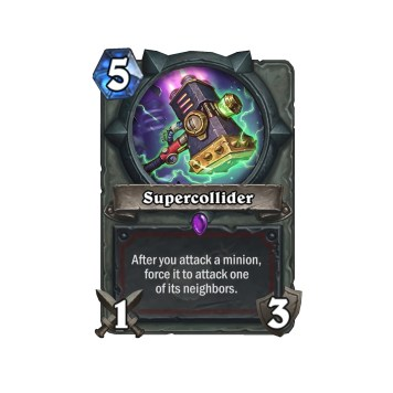 Hearthstone_The Boomsday Project_New card_Supercollider