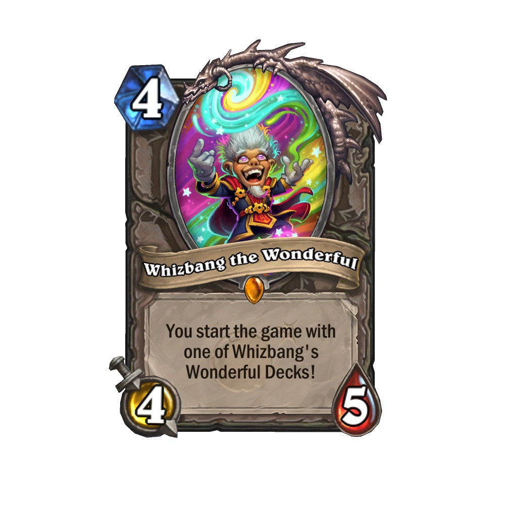 Hearthstone_The Boomsday Project_New card_Whizbang the Wonderful