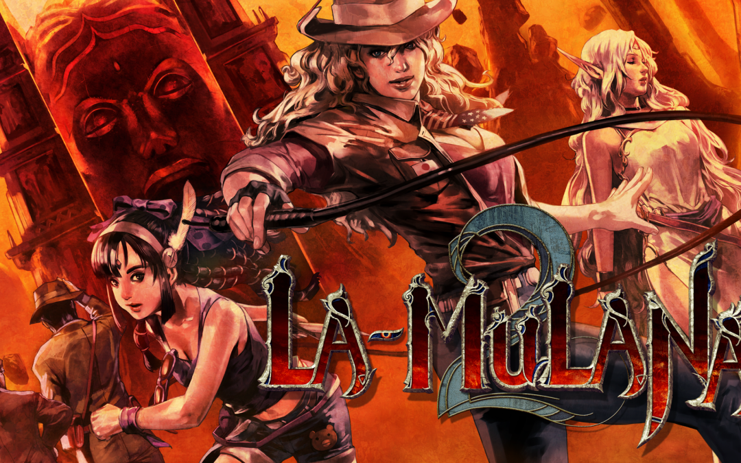 Long Awaited Sequel to La-Mulana is Arriving Soon