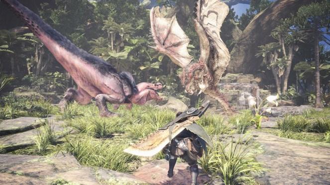 monster hunter world pc 4