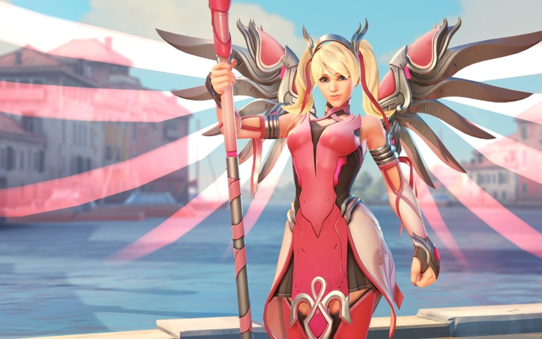 Overwatch Players Helped Raise $12.7 Million for the Breast Cancer Research Foundation