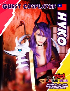 BOA 2018 Guest Cosplayer_HYKO