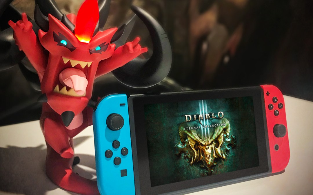 Diablo III Eternal Collection  Brings The Legendary Action Rpg To Nintendo Switch