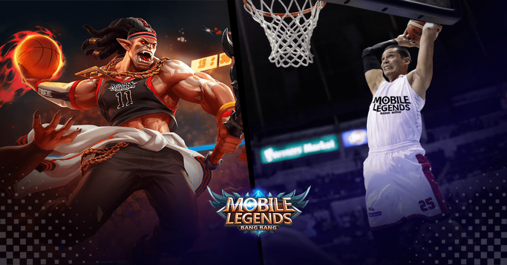 Mobile Legends Bang Bang Enters The World Of Philippine Basketball The Reimaru Files